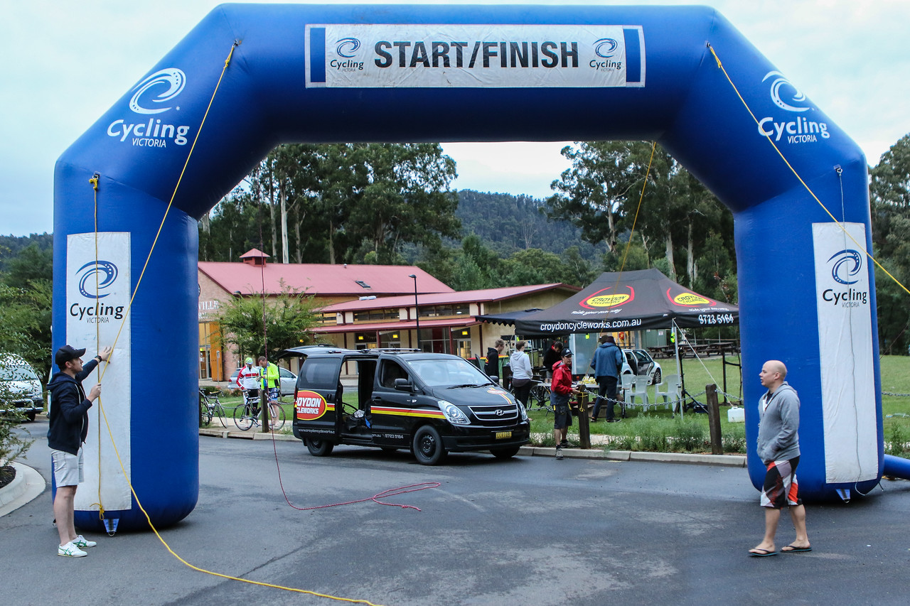 Marysville Lake Mountain Challenge <br /> 1st March