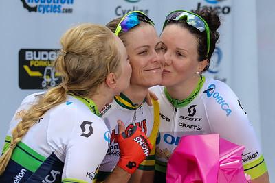 Mitchelton Bay Classic Womens Stage 2 2016