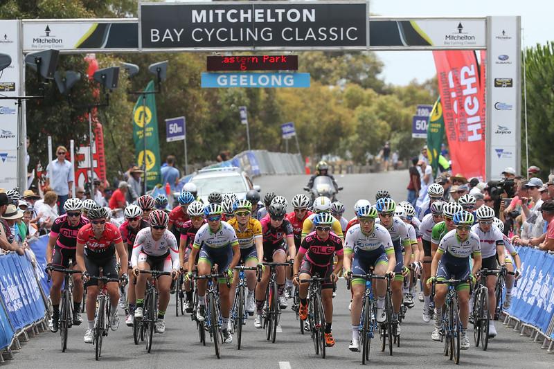 Mitchelton Bay Classic race 2 2016