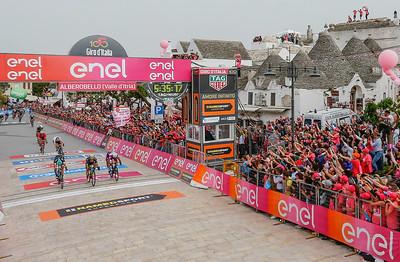 Giro Italiano 2015 Media Photos