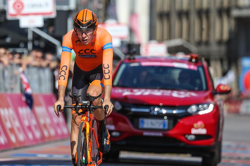 Giro Time trial