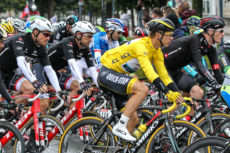 Tour Defrance Stage 5 Arras start