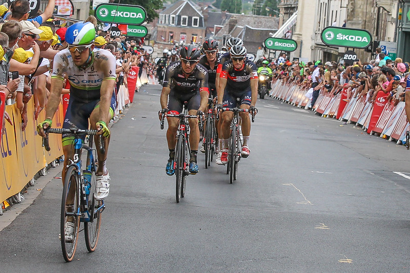 Tour Defrance Stage 4 Cambrai
