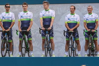 Tour De France Teams 2015