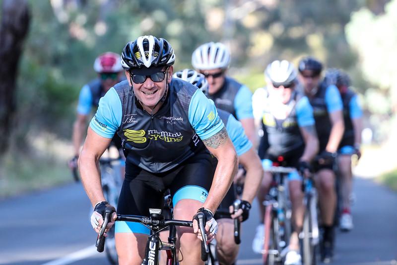 Tour Down Under 2018 Mt Lofty