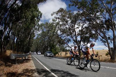 Tour Down Under stage 4 2013
