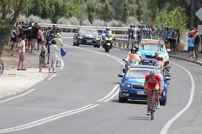Tour Down Under Race 1 2014