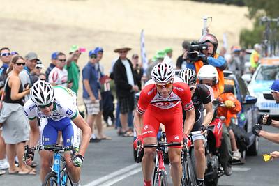 Tour Down Under Race 2 KOM  2014