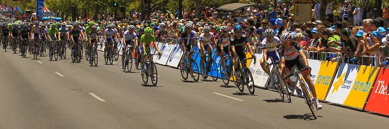Tour Down Under Stage 6 2013