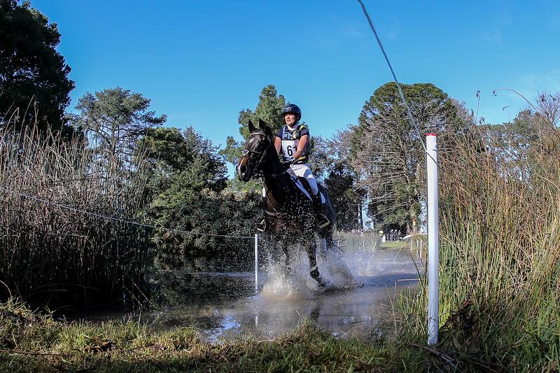 Australian 3 day equestrian