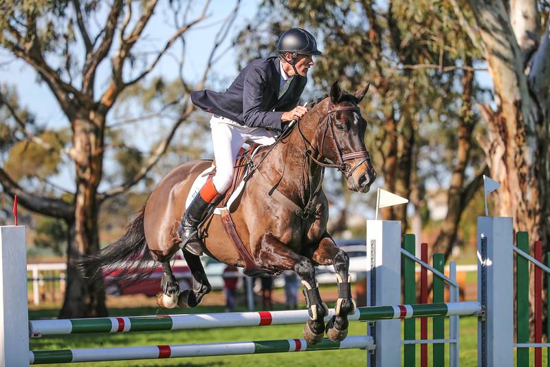 Equestrian show Jumping Melbourne 3DE