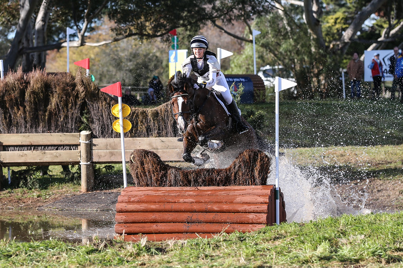 Equestrian 3 Day Cross Country Werribee