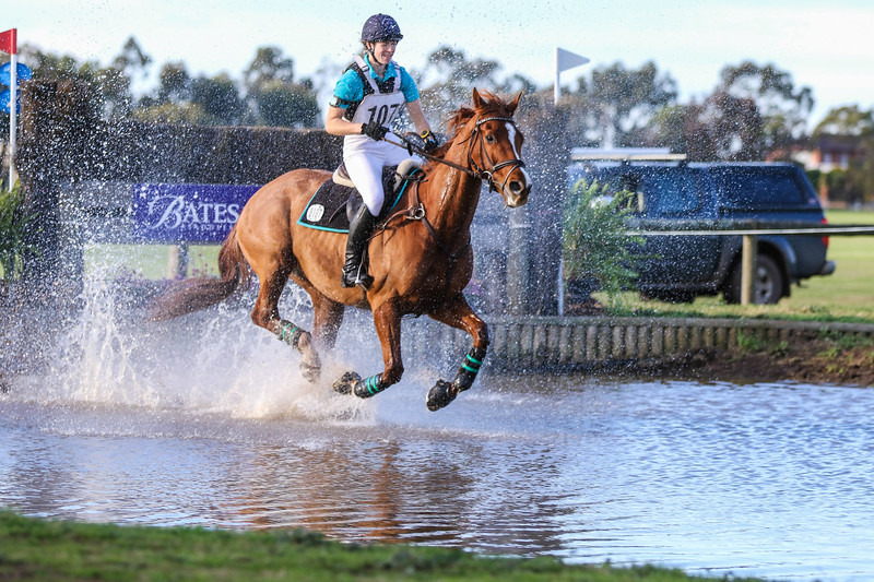 Melbourne International  3 day Equestrian event