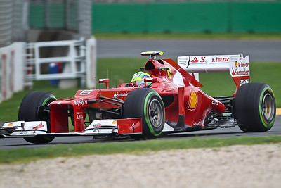 F1 GP Melbourne 2012