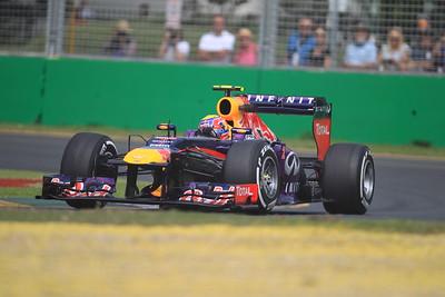 F1 GP Melbourne 2013
