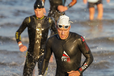ironman Asian Pacific (Part Two)  swim 2015