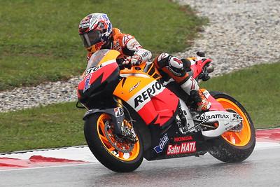 Moto GP 2012 Malaysia
