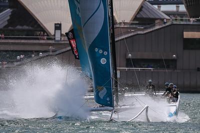 Extreme Sailing 2015 Sydney