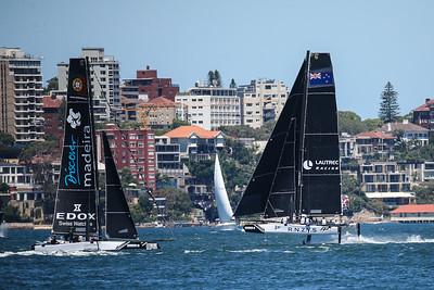 Extreme Sailing  Sydney 2016