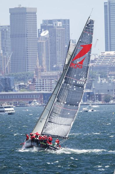 Rolex Sydney Hobart Start