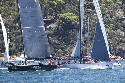 Sydney Hobart 2013