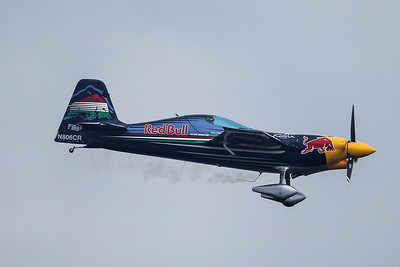 Air shows and Red Bull Air Race