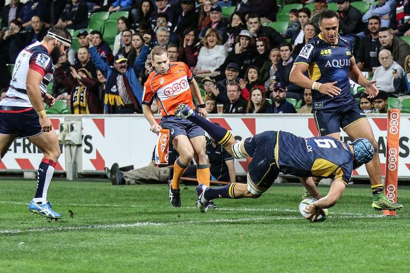 Rebels Vs Brumbies