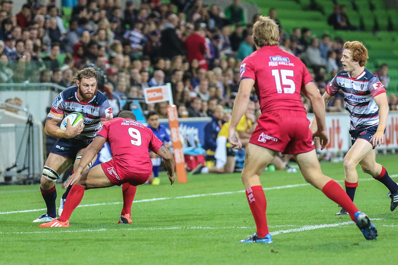 Melbourne Rebels vs Reds