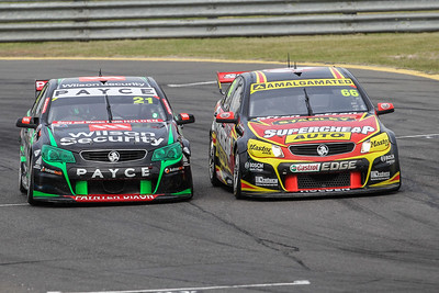 V8 Supercars Sandown 500  2013