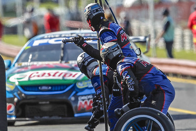 V8 Supercars Sandown 500    2014