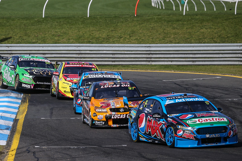 Sandown 500 V8 Supercars 2015