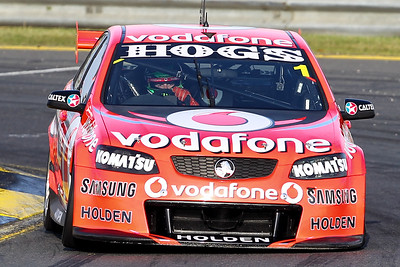 V8 Supercars Sandown 2012