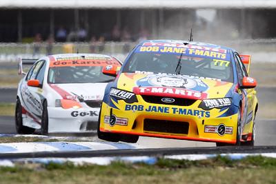 V8 Supercars Winton 2012
