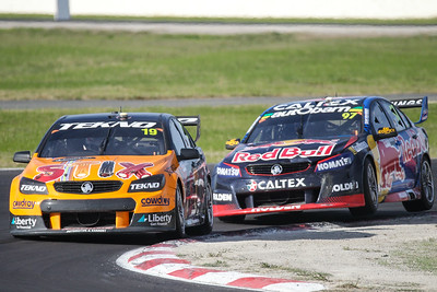 V8 Supercars Winton 2016