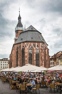 Germany - Heidelberg to Speyer