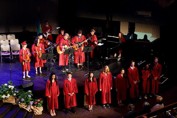 International Community School Graduation