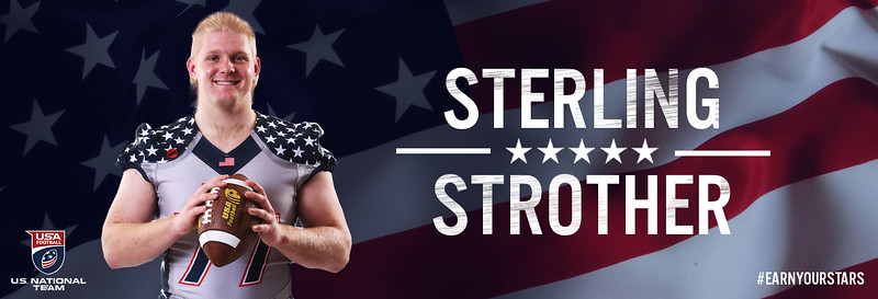 Sterling Strother #77