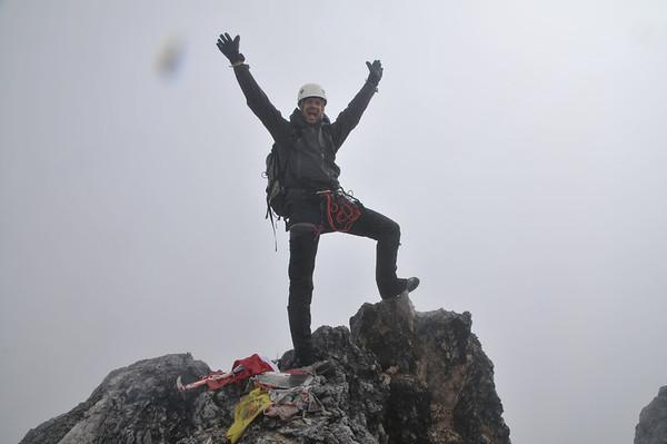 Carstensz Pyramid Summit