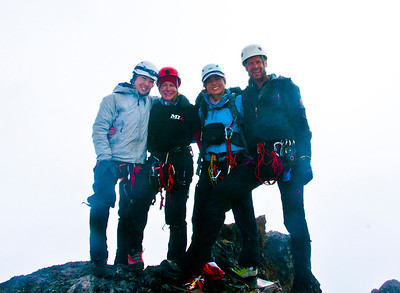 Carstensz Pyramid Summit Sept 23, 2012