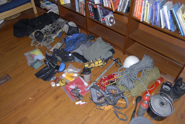 Packing for Mexicos Volcanoes