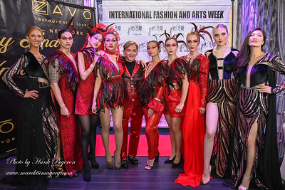 International Fashion & Arts Season 6 - Terry Solangs