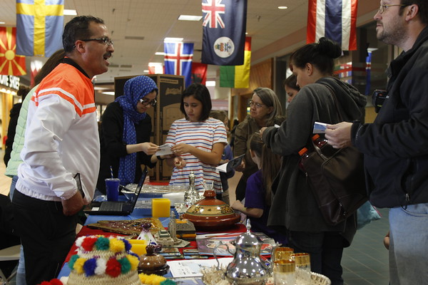 International Festival at the Quincy Place Mall
