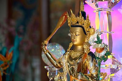 Wisdom Buddha Manjushri