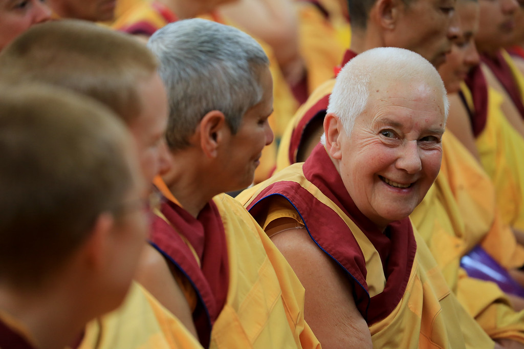 A Blissful, Pure Dream - Kadampa Festivals