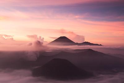 Mt.Bromo Sunrise