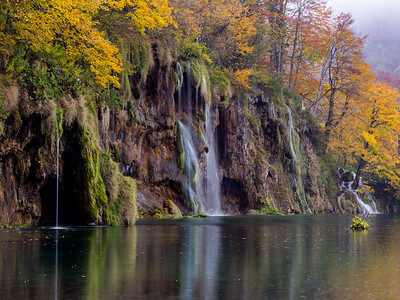 Serenity at Plitvice Lakes