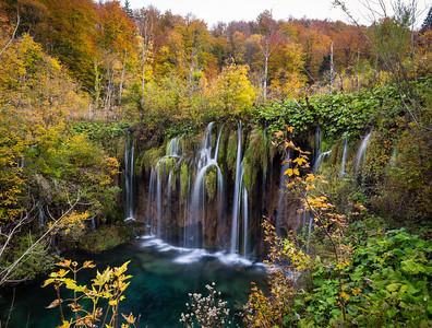 Plitvice in Autumn