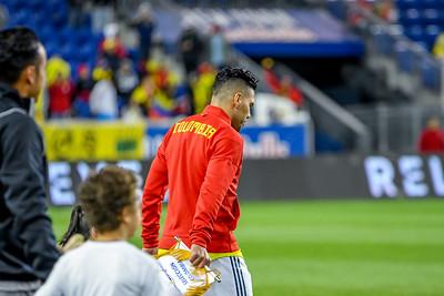 Colombia vs Costa Rica