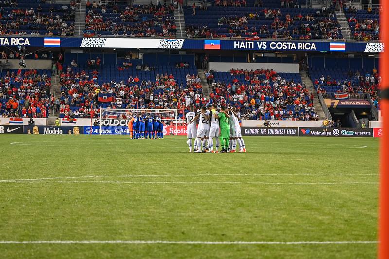 Costa Rica vs Haiti