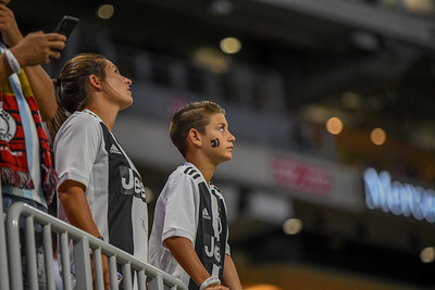 Juventus vs MLS All-Stars